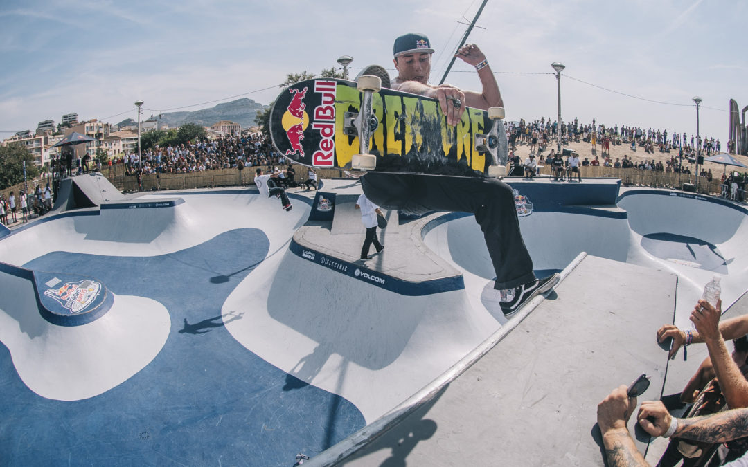 Red Bull Bowl Rippers 2016