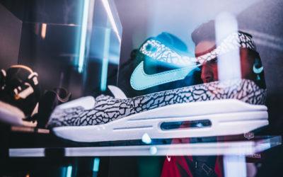 Shooting Nike Pop up Store Atmos Elephant X Shinzo