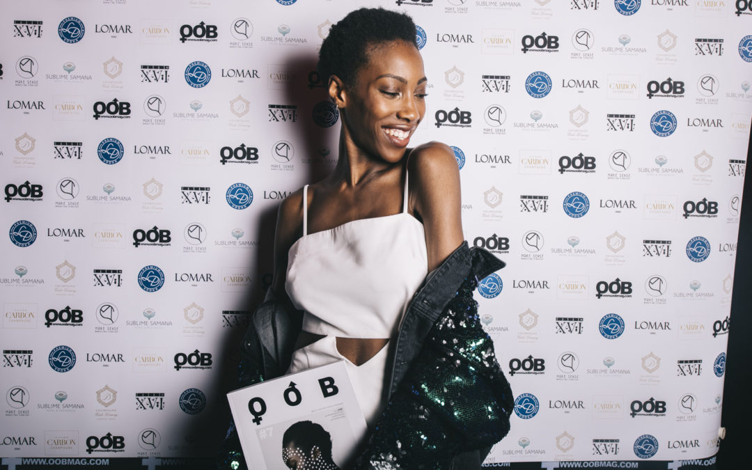 Photocall Obb Fashion Week Party