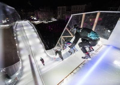 red bull crashed ice marseille evenement sportif photographe nicolas jacquemin la clef0009