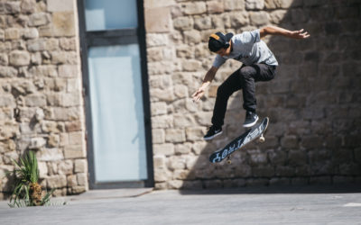 Aurelien Giraud Shooting for Skullcandy and Incase