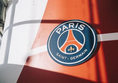 psg parc de prince paris saint cloud match football stade photographe nicolas jacquemin brand content corporate