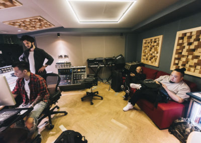mj116 rap musique shooting red bull studio nicolas jacquemin photographe