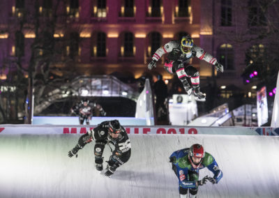 red bull crashed ice marseille evenement sportif photographe nicolas jacquemin la clef0014