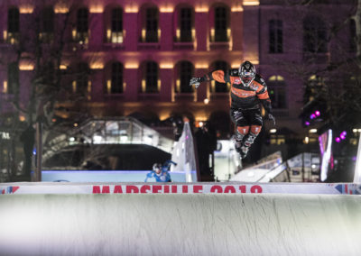 red bull crashed ice marseille evenement sportif photographe nicolas jacquemin la clef0015