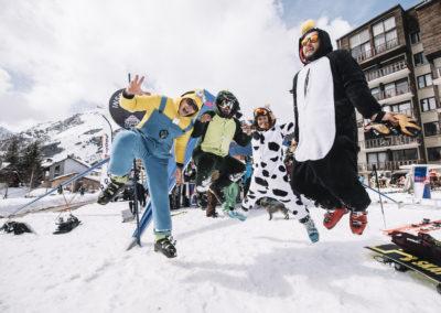 red bull tout schuss ski evenement 2 alpes photographe sport nicolas jacquemin la clef production0004