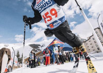 red bull tout schuss ski evenement 2 alpes photographe sport nicolas jacquemin la clef production0005