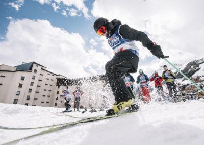 red bull tout schuss ski evenement 2 alpes photographe sport nicolas jacquemin la clef production0007