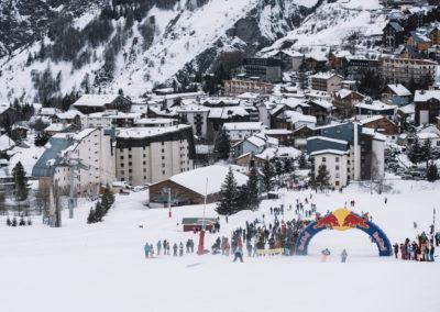 red bull tout schuss ski evenement 2 alpes photographe sport nicolas jacquemin la clef production0012