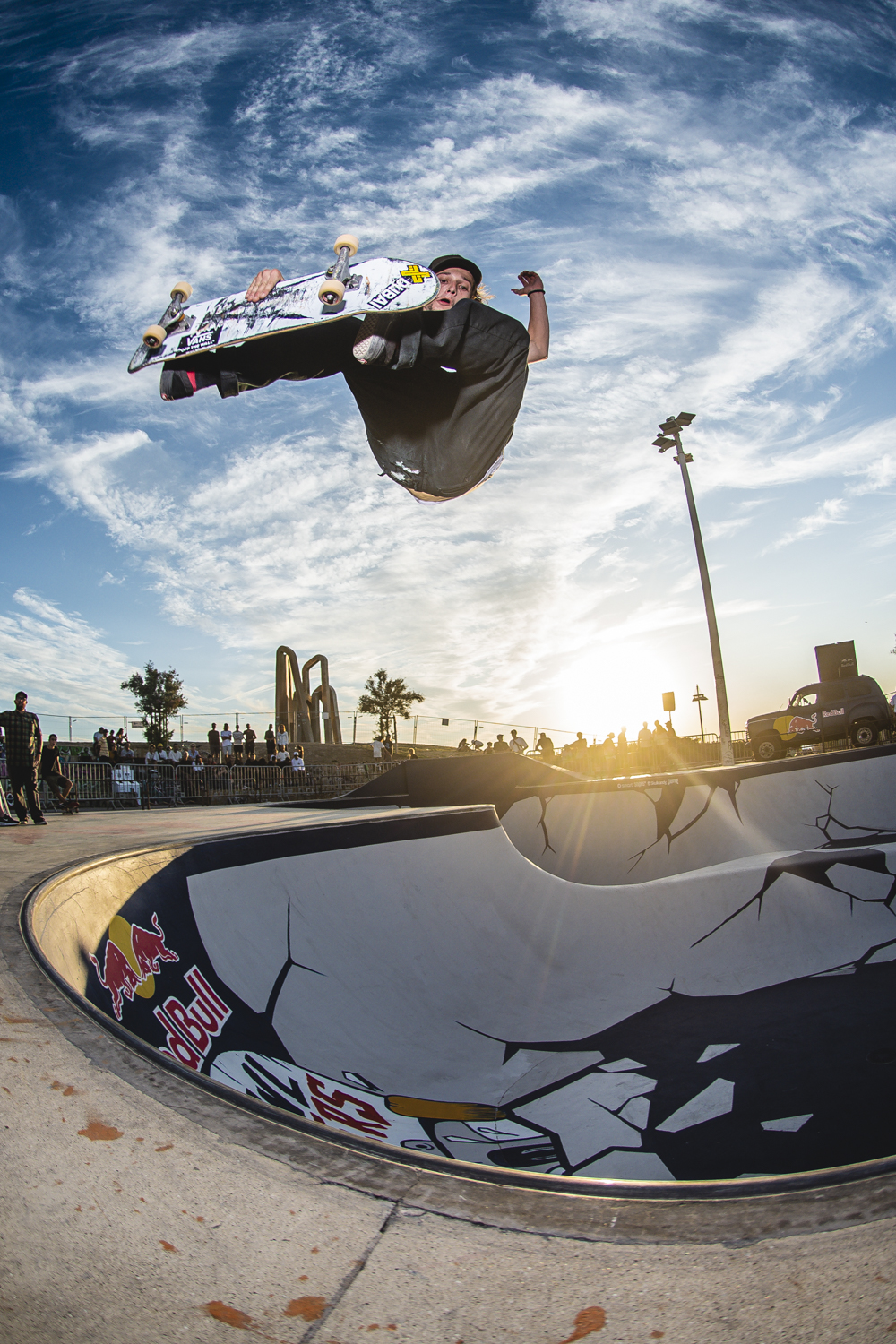 Robin Bolian / Red Bull Bowl Rippers 2018