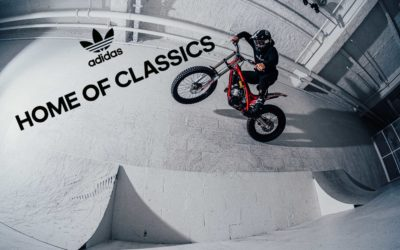 ADIDAS #HomeOfClassics / PARIS