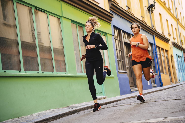 Running For Asics