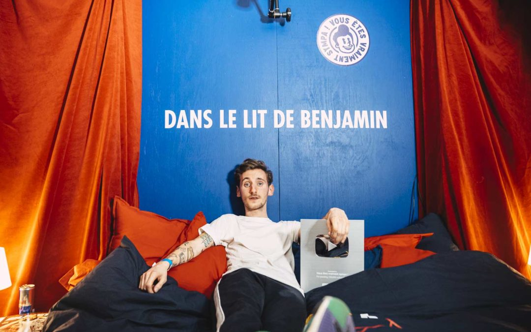 reportage photo nicolas jacquemin red bull youtubeur party instagram brand content