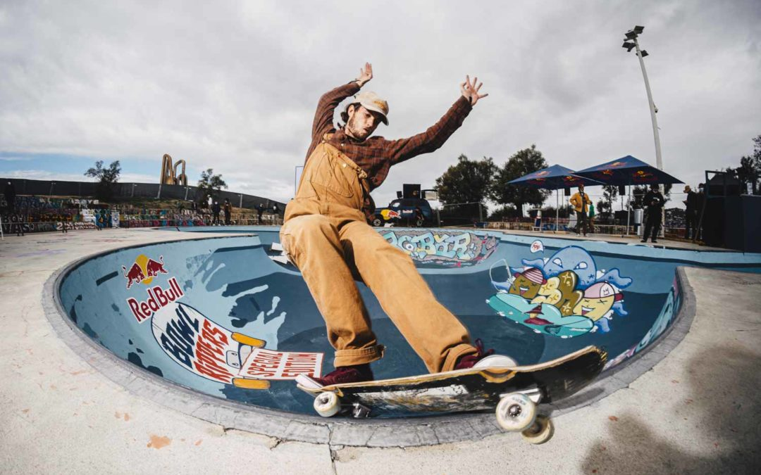 photographe red bull bowl rippers skateboard nicolas-jacquemin social content