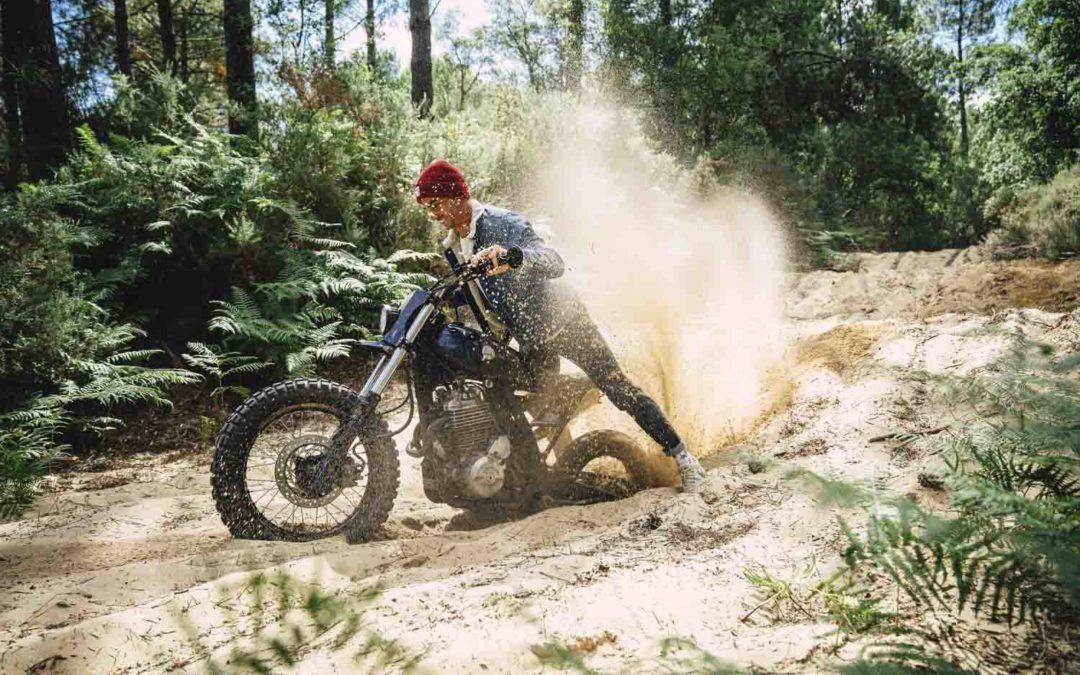 photographe brand content moto pullin camille chapeliere