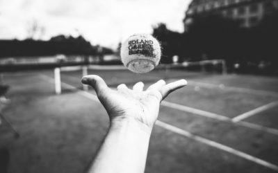 Shooting for BNP paribas / Wat Cup Tennis